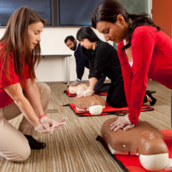 AUGUST 12TH, 2017 CPR & FIRST AID