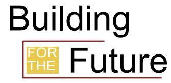 buildingforthefuture