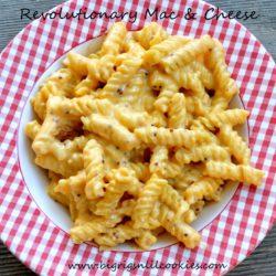 Revolutionary Mac & Cheese